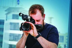 Tim Orr, DoP at Nomad Productions, reviews the Sony Z90V 4K