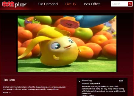 OSN Play adds three new live-streaming channels
