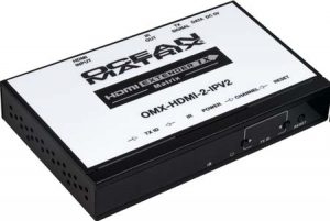 Ocean Matrix Extender enables multicast HDMI signals-over-IP
