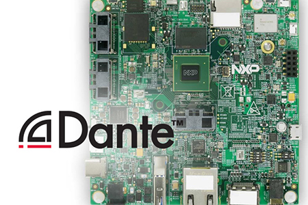 Audinate announces Dante reference design for NXP i MX 8M